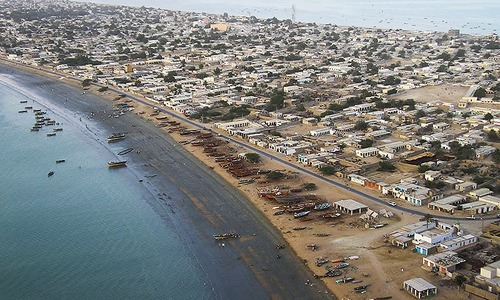 Gwadar port reels under water shortages