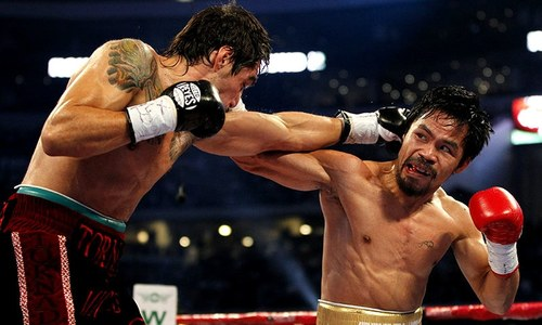 Pacquiao loses Nike sponsorship after remarks against gay rights