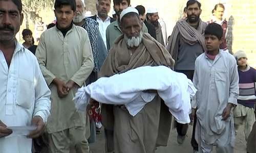 Child killed by rat-bite in Peshawar