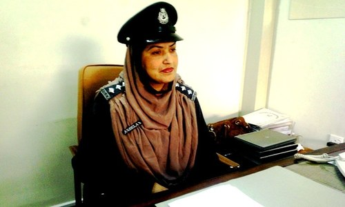 Meet Aneela Naz, the KP police officer battling criminals and stereotypes