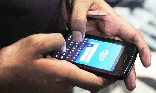 Of smartphones and infidelity in late-night Pakistan