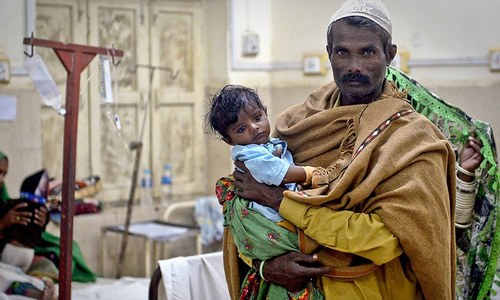 Do you know why nearly 200 children are dead in Thar?