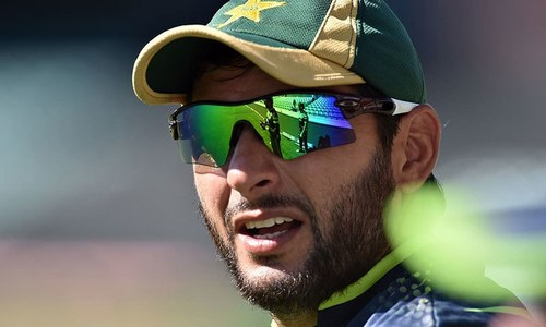 Asia Cup: Step up or lose World T20 spot, Afridi warns players