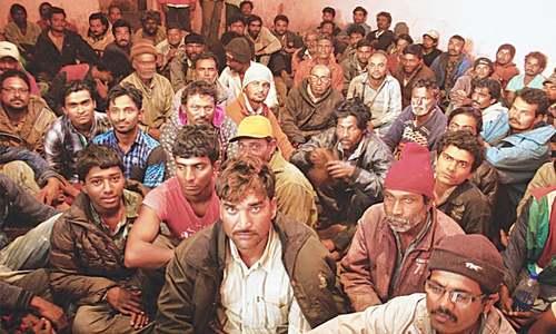 88 Indian fishermen arrested