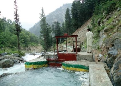 Exploiting Abasin Kohistan's  enormous hydropower potential