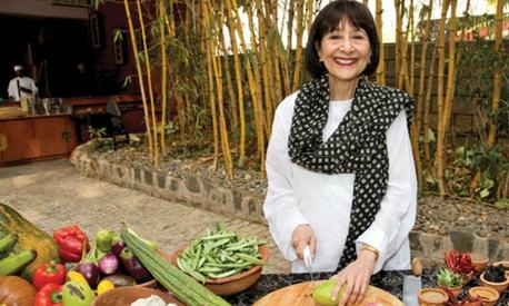 I developed an emotional attachment to food, says culinary queen Madhur Jaffrey in Lahore