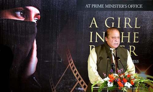 Govt to take measures against honour killings, says PM Nawaz