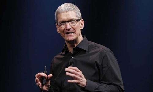 Apple chief calls FBI iPhone case 'bad for America'