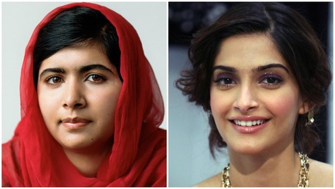 Malala made Sonam Kapoor's day by watching Neerja