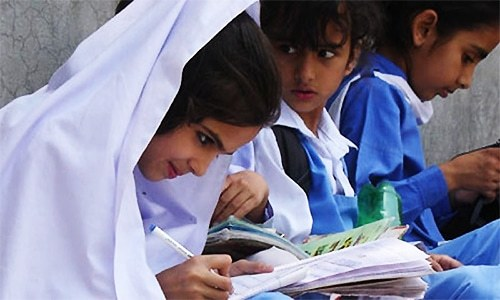 Why do so many children drop out of Pakistani schools?