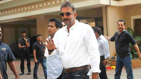 What will be Sanjay Dutt's first film after jail release?