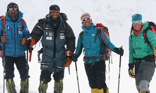Climbers make first winter ascent of Nanga Parbat