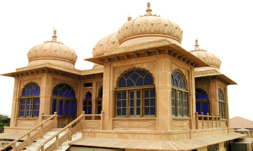 The treasures of Mohatta Palace