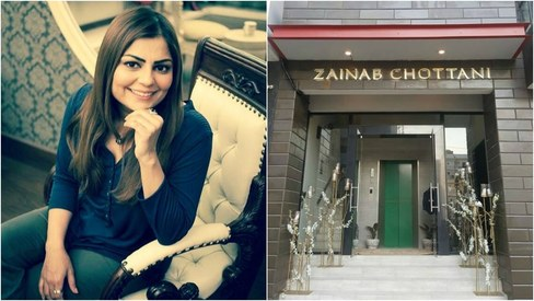 Zainab Chottani enters the retail game with a brand-new store in Karachi