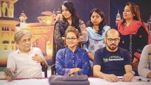 Kamal Rizvi's Khoya Hua Aadmi to be staged at NAPA from 4th