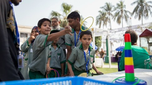 How the SCEI Spring Festival paved the way for the social inclusion of special children in Karachi