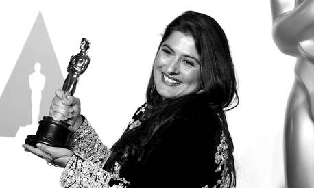 We need to change the conversation about Sharmeen Obaid Chinoy. Here's how.