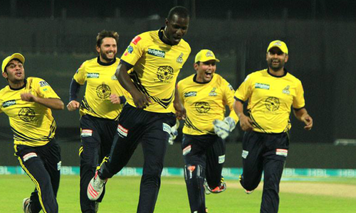 Pride and passion — The Peshawar Zalmi story
