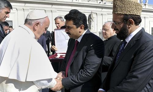 Pope accepts invitation to visit Pakistan this year