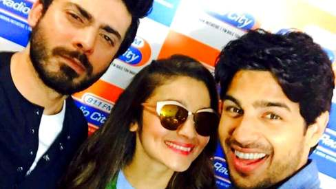 New obsession alert: Kapoor & Sons promotions begin today