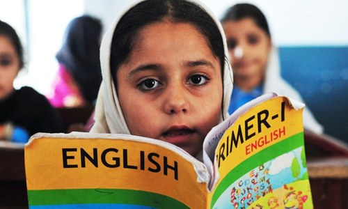 Teaching science to our children in English, a language they hardly understand?