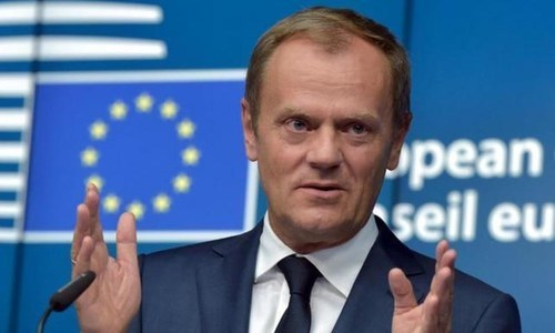 Tusk tells migrants: stay away from Europe