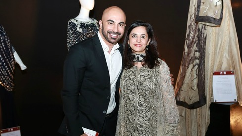 A 20-year journey: HSY tells Kashf Foundation's story in this exhibition