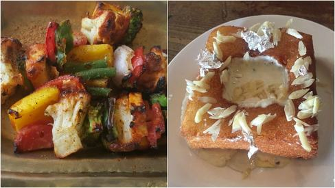 Weekend grub: Andaaz takes you back to the Mughal era