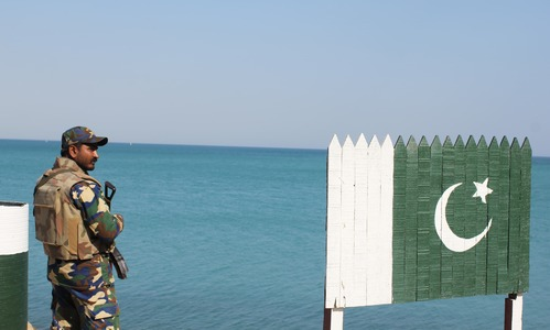 Camp Gwadar: Diary of an 'embedded' journalist