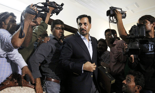 Intrigue surrounds Mustafa Kamal's return