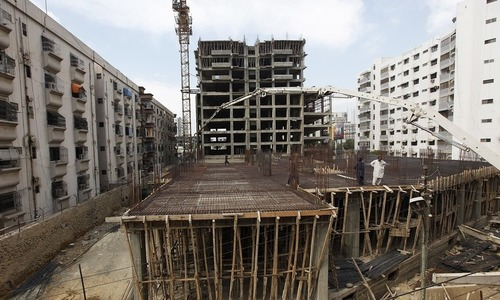 Karachi's commercial plots become gold mines