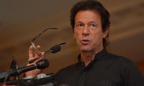 Pakistan should not play Dharamsala T20: Imran Khan