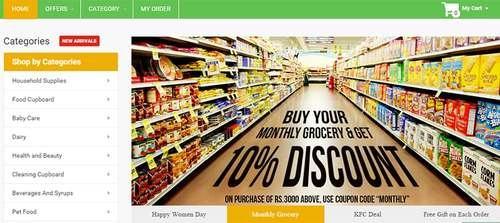 Quick N Easy is offering discounts on all items.
