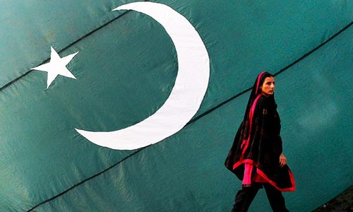 Pakistani women in the cross hairs