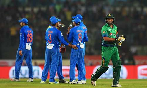 ICC confident about smooth staging of Pakistan-India match