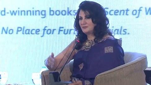We're a patriarchy teetering on the edge of fundamentalism, says Feryal Ali Gauhar