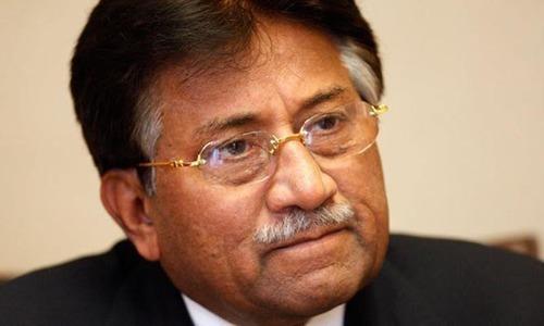 Musharraf summoned in treason case