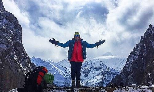 Beyond breaking point: Trekking the formidable Zartghurben