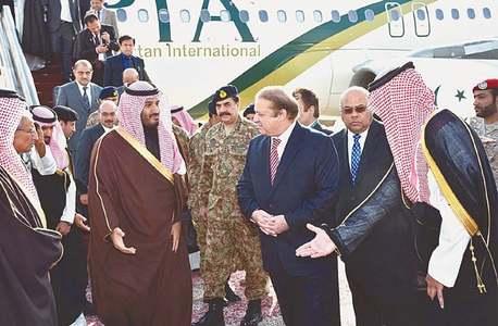PM, COAS in Saudi Arabia on 3-day visit