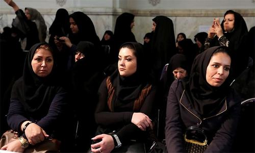 Iranian MP sued over 'no donkeys, no women in parliament' rant