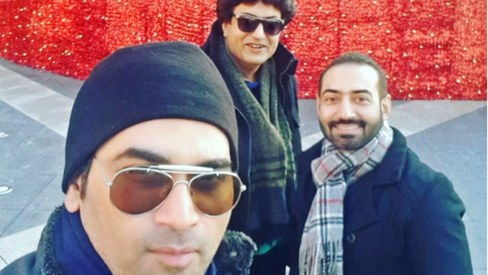 Before JPNA 2, Humayun Saeed is making a movie in Romania