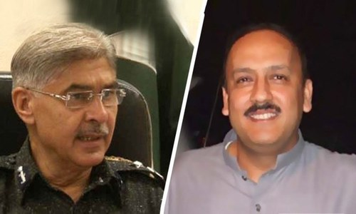 IG Sindh Ghulam Hyder Jamali removed from post