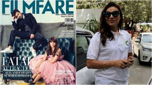 The week in pictures: Killer magazine covers and Zoe Viccaji becomes a Careem driver