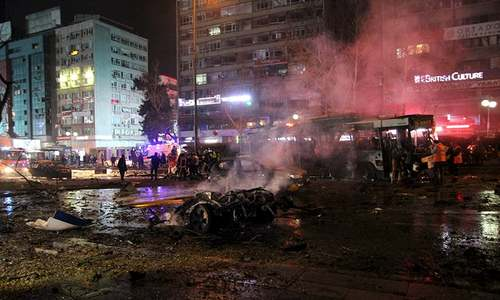 At least 27 killed in Ankara blast, 75 wounded: Turkish authorities