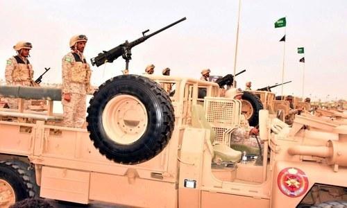 Saudi 'Thunder'
