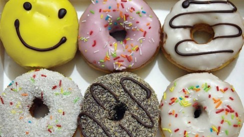 Doughnuts as breakfast food? Isloo-ites approve a sweet start to the day