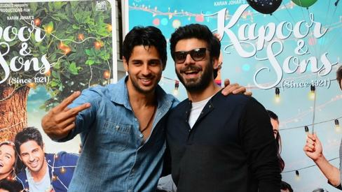 I had to refuse PK because of Kapoor & Sons, shares Fawad Khan
