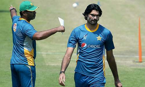 Nothing controversial about Afridi's statement: Waqar Younis