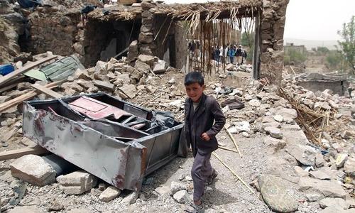 Saudi-led air strikes kill 41 civilians in Yemen