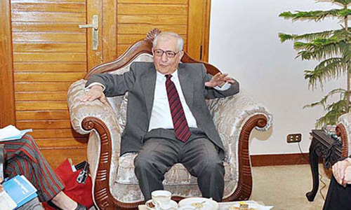 Water crisis may affect CPEC, warns Balochistan governor